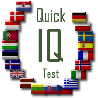 Quick IQ Test - Good Questions